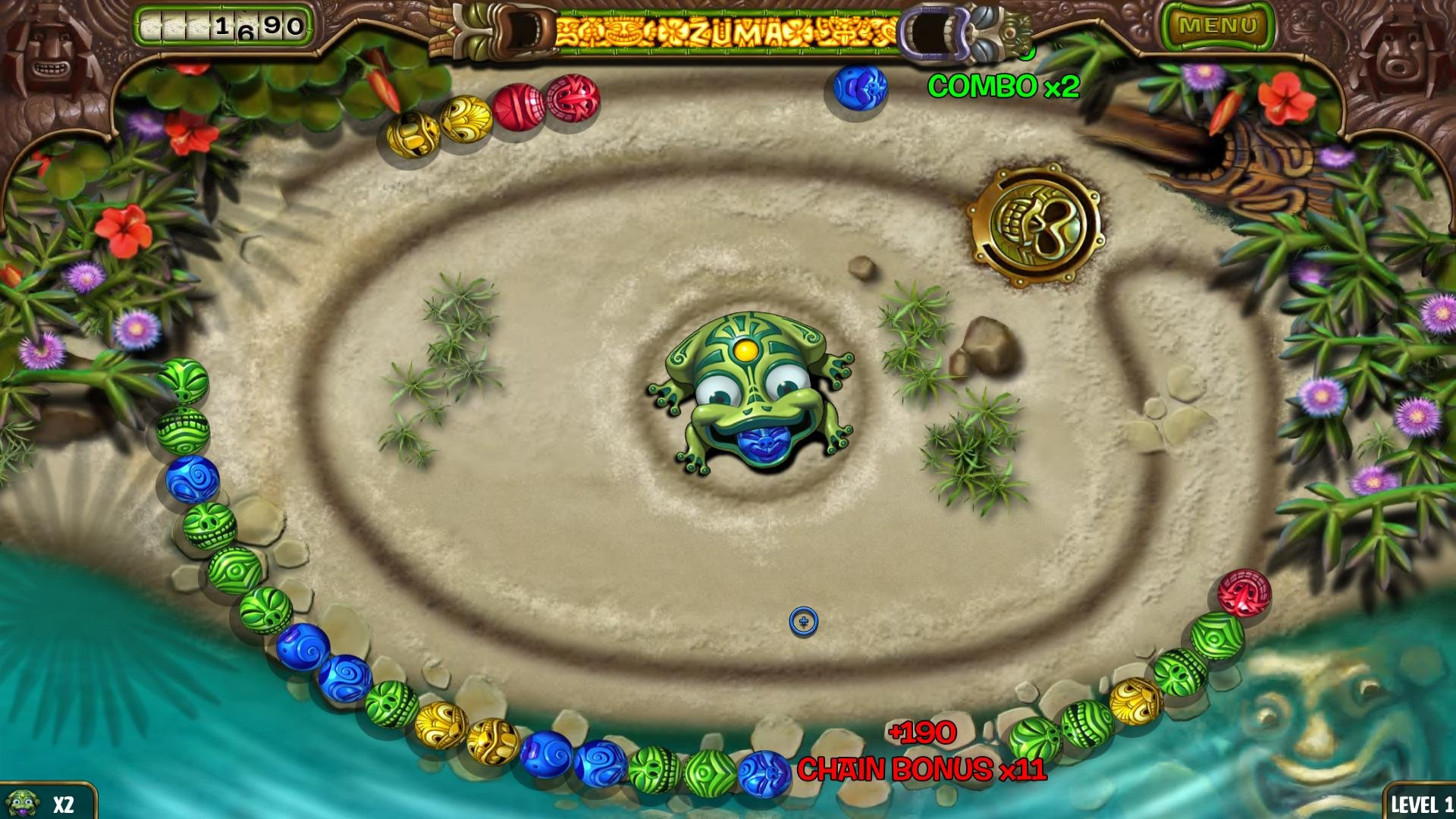 free download game zuma full version no trial