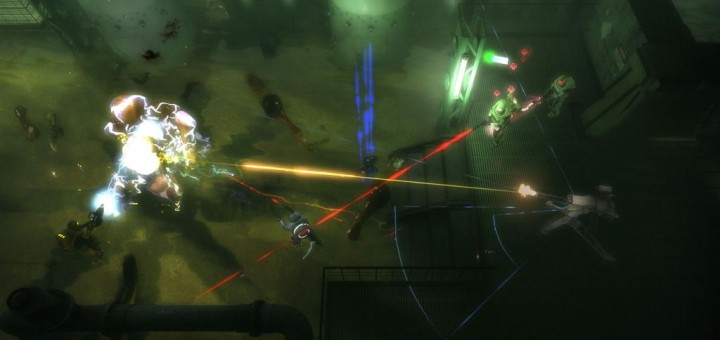 Alien Swarm Screenshot