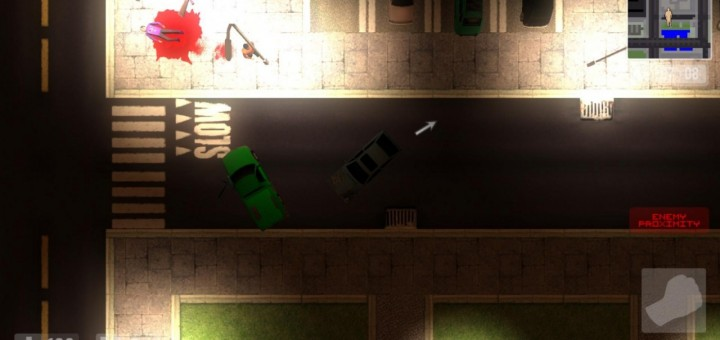 Greedy Car Thieves screenshot