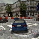 Mercedes CLC screenshot