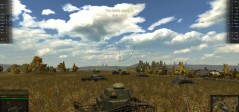 World of Tanks ingame screenshot